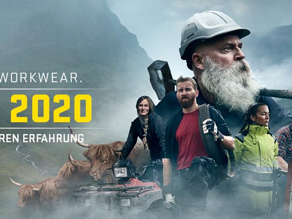 Real people. Real workwear Katalog 2020 Blåkläder